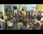 Carnaval Antillais à la Maison d'Accueil Clément Würtz