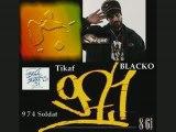 blacko  jah love (sniper) rap francais 2009 aketo tunisiano