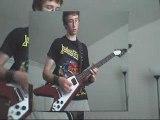 Composition Thrash heavy metal