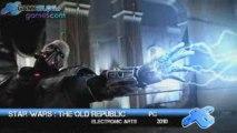Star Wars The Old Republic > GamesCom 09