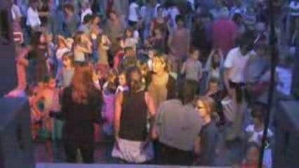 Ile aux Moines-Bal des enfants 15-08-2009