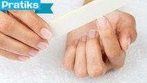 Comment faire une manucure - prendre soin de ses ongles.