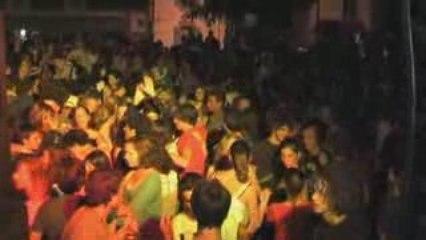 Ile aux Moines-Bal 15-08-2009 vidéo n°1