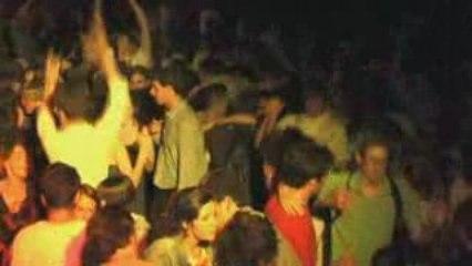 Ile aux Moines-Bal 15-08-2009 vidéo n°2