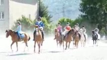 Le Roi Soleil - Spectacle Centre Equestre Peipinois 2009