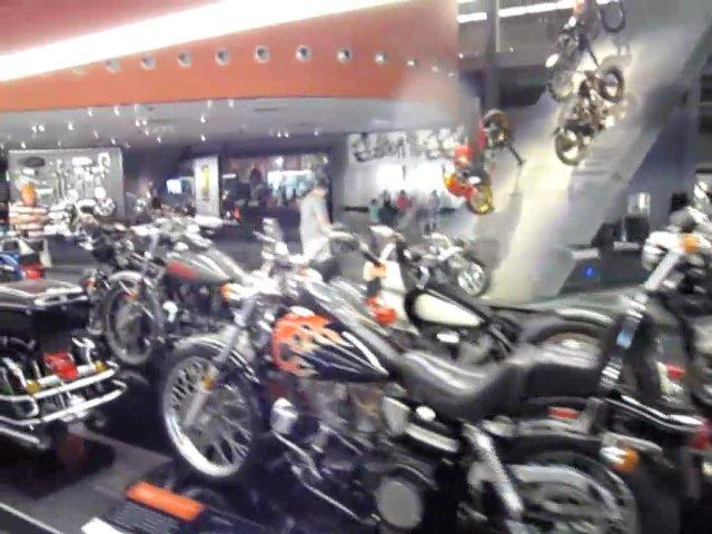 Musée Harley-Davidson