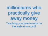 How to request free money from MillionairesMoney com - video dailymotion