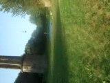 Saint Georges le Gaultier - Saut à l'élastique