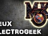 "Jeux Electrogeek 10 test de ""Mortal Kombat 3"""