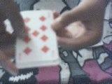 """tour de magie """"le rouge et le noire"""" + astuce"""