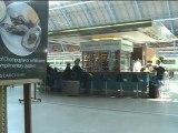 Eurostar Terminal St Pancras International Station
