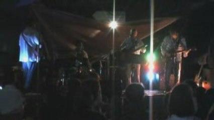 """Ile aux Moines-Concert """"The Groupe"""" vidéo n°1 14-08-2009"""