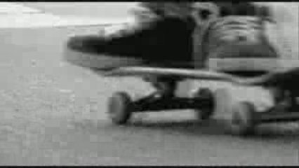 Short Skateboarding footage