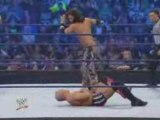 smackdown cm punk et the hart dinasty vs john morrison et the hardy boys parti 1/2