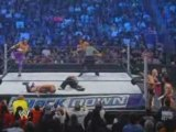 smackdown cm punk the hart dinasty vs john morrison et the hardy boys parti 2/2
