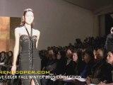 Hervé Léger Fall Winter 2009 Fashion Show by Karen Kooper