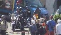 Concentration Harley Davidson à St Tropez mai 09