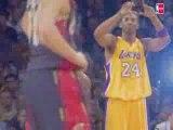 Kobe Bryant and LeBron, Mutual Respect, basketball, nba