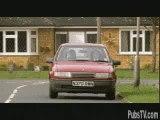 Spot de la Sécurité Routière anglaise