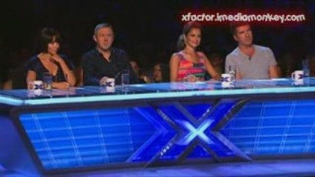 X Factor: S06E01 - Duane Lamonte Audition