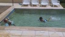 Jeux d'eau - Visan été 2009