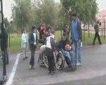 """Conseil général Jeunes - """"Journée sport et handicap"""""""