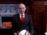 Cohen WK voetbal Amsterdam