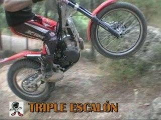 TRIPLE ESCALÓN