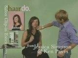Clip-in Jessica Simpson HairDo par eXTIFF TV