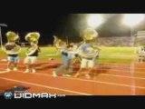 Trombone marching band dance