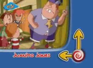 BA Juanito Jones (rentrée 2009)