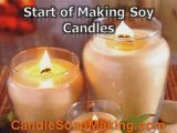 How To Make Soy Candles - Easy Soy Candles Making Guide