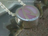 Rennie Mackintosh Necklace DWK126m1 Sterling silver