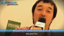 GAMEBLOG TV > Interview de Seabass (PES 2010)