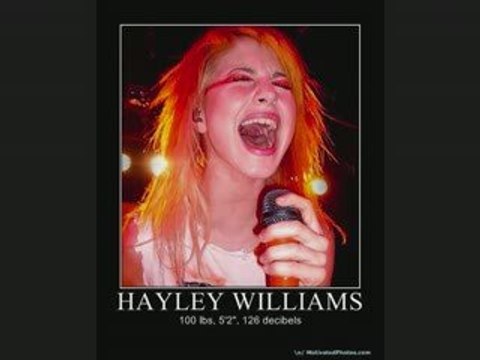 Hayley Williams - Teenagers [FULL]