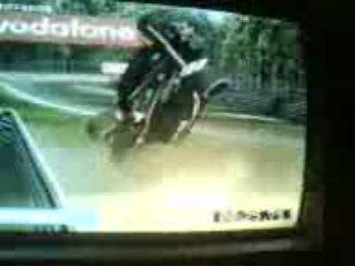 Formula one 2003 ps2 Verstappen crash