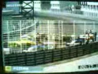 Formula One 2003 Pizzonia crash