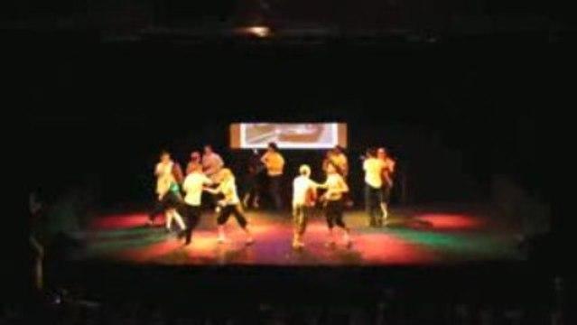 2009 - Gala de fin d'année - Salsa Cubaine Rueda de Casino Mitry