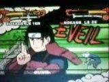 Naruto Ultimate Ninja 4 : 1er Hokage vs 2nd Hokage