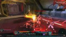Star Wars The Old Republic : GamesCom 09 Gameplay part 2/2