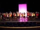 PREPARATION SPECTACLE DE DANCEHALL JUIN 2009