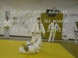 judo adultes à Etaples sur mer dans le Pas De Calais