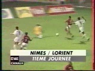 La montée du FC Lorient en 1998 avec Stéphane Pédron