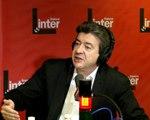 France Inter - Jean-Luc Mélenchon