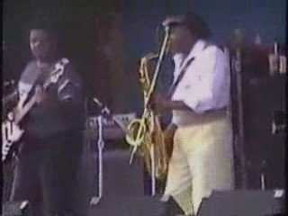 jr Walker & the All Stars - 'What does it take' (live 88)