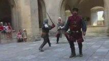 Médiévales de Tarascon 2009 - combats