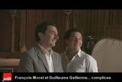 France Inter - Guillaume Gallienne et François Morel