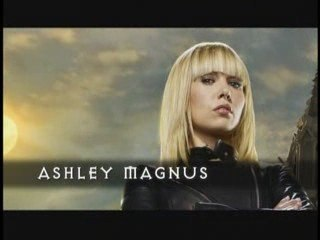 "Sanctuary on DVD: ""Ashley Magnus"" promo"