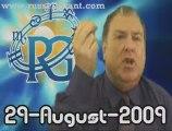 RussellGrant.com Video Horoscope Taurus August Saturday 29th