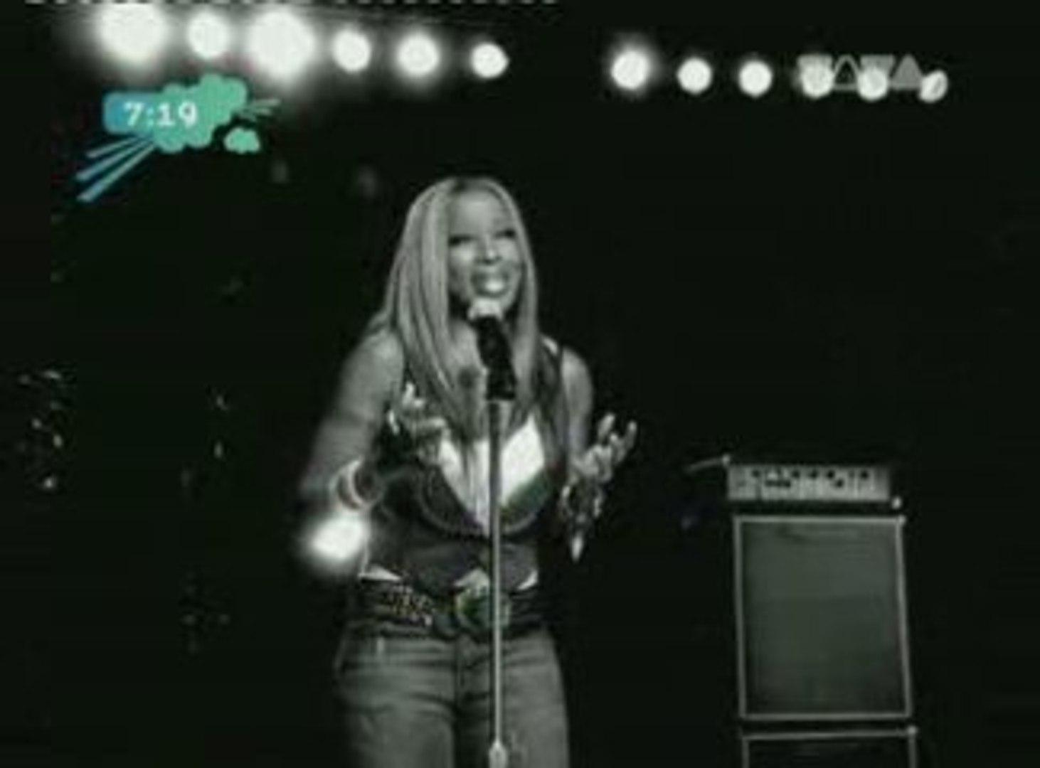 U2 & Mary J Blige - One Love